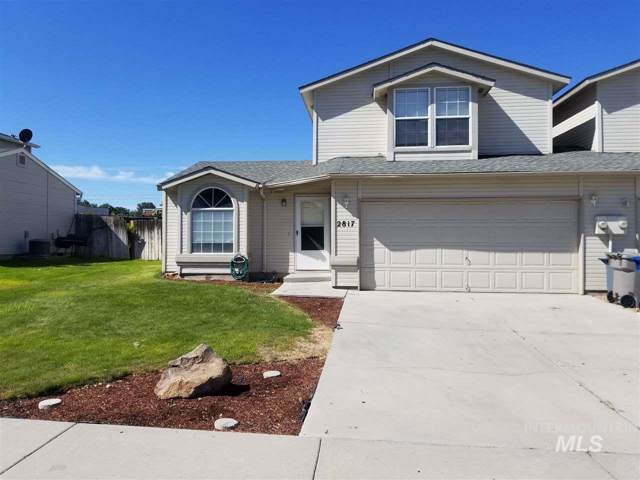 2817 Laurel Way, Nampa, ID 83686 (MLS #98744114) :: New View Team