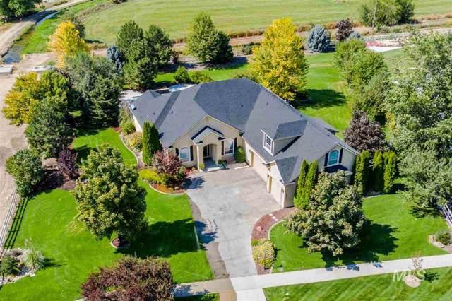 4255 S Nickel Creek, Meridian, ID 83642 (MLS #98744119) :: Team One Group Real Estate
