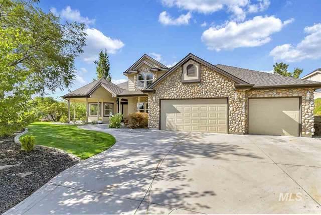 3825 W Quail Heights Ct, Boise, ID 83703 (MLS #98744123) :: Juniper Realty Group