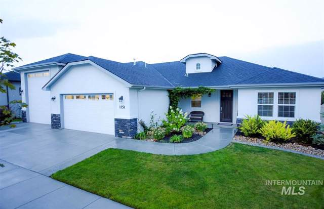 1151 N Racing Water Way, Eagle, ID 83616 (MLS #98744144) :: Jon Gosche Real Estate, LLC