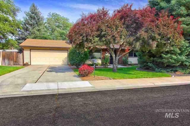 3493 N Buckboard Way, Boise, ID 83713 (MLS #98744149) :: New View Team