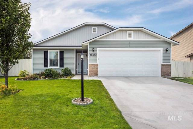 20533 Wyeth Ave, Caldwell, ID 83605 (MLS #98744216) :: City of Trees Real Estate
