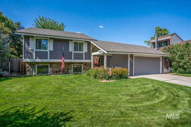 831 N Fruitwood Place, Eagle, ID 83616 (MLS #98744217) :: Juniper Realty Group