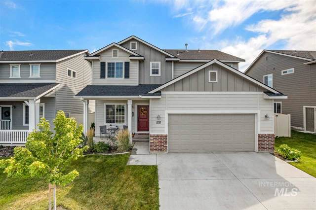 1151 W Davenport Drive, Meridian, ID 83642 (MLS #98744232) :: Team One Group Real Estate