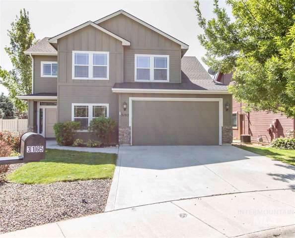 3192 S Savia, Meridian, ID 83642 (MLS #98744238) :: Team One Group Real Estate