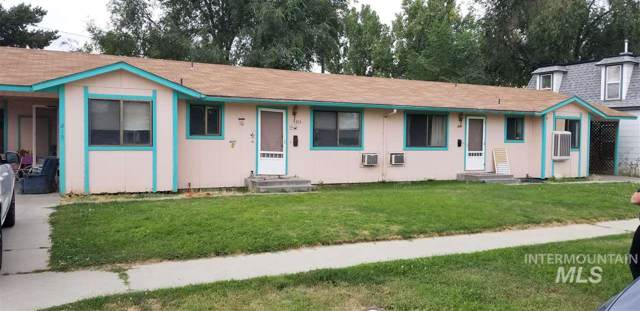 215 W 3rd St., Emmett, ID 83617 (MLS #98744259) :: Givens Group Real Estate