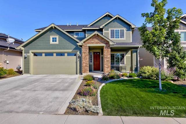 6470 E Bend Ridge St, Boise, ID 83716 (MLS #98744271) :: Legacy Real Estate Co.