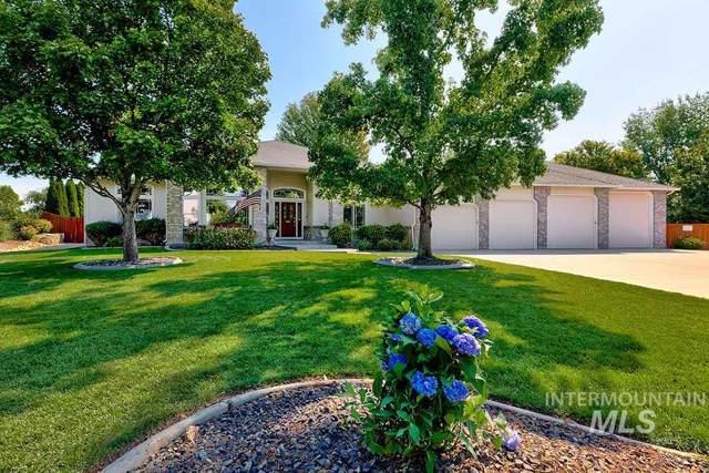 1894 S Pepperbush Pl, Boise, ID 83709 (MLS #98744299) :: Team One Group Real Estate