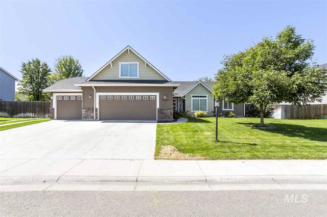 17485 N Chouteau Ave, Nampa, ID 83687 (MLS #98744313) :: New View Team