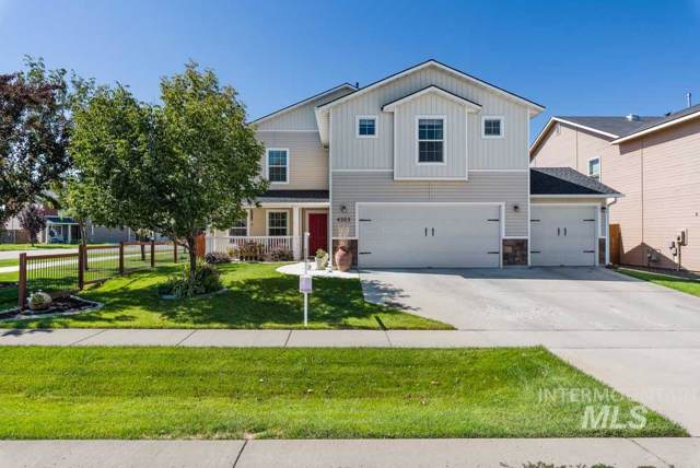 4323 S Rangewood Way, Meridian, ID 83642 (MLS #98744350) :: New View Team