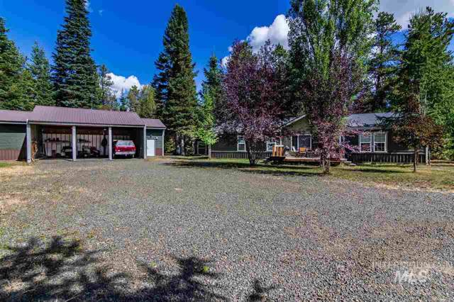 80 Forest Lake Cir, Donnelly, ID 83615 (MLS #98744358) :: Minegar Gamble Premier Real Estate Services