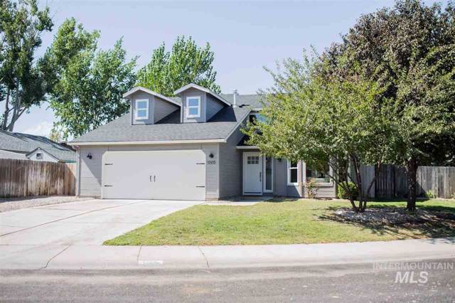 1005 E Claybourne, Meridian, ID 83646 (MLS #98744361) :: Juniper Realty Group