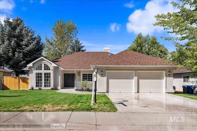 6589 W Summer Hill Drive, Boise, ID 83714 (MLS #98744362) :: Jon Gosche Real Estate, LLC