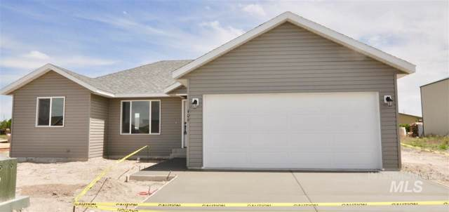 351 Miller Ave, Burley, ID 83318 (MLS #98744365) :: Full Sail Real Estate