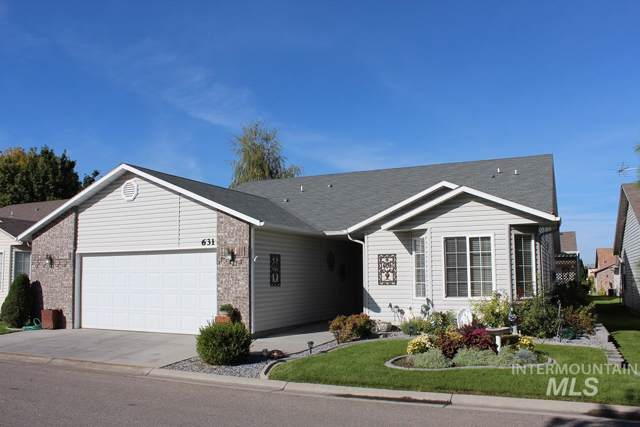 631 N Sterling, Nampa, ID 83651 (MLS #98744390) :: New View Team