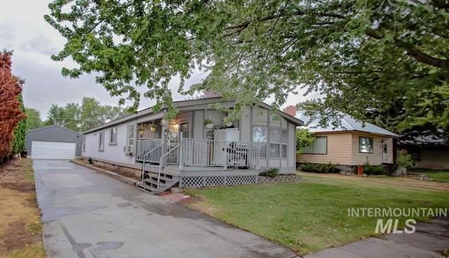 511 W B Street, Shoshone, ID 83352 (MLS #98744393) :: Boise River Realty