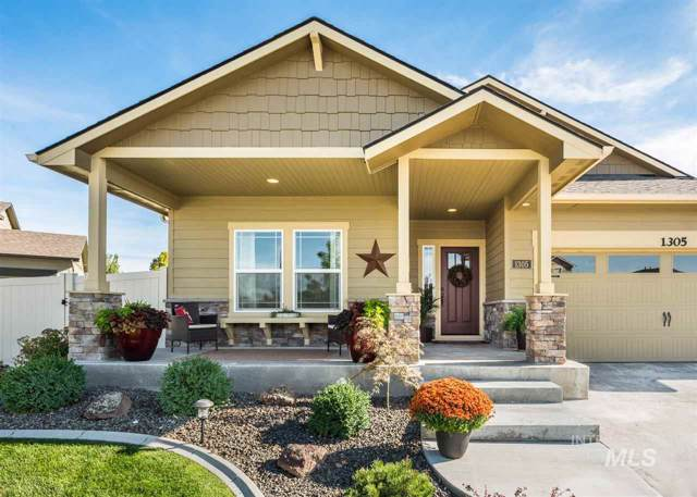 1305 Cactus, Nampa, ID 83686 (MLS #98744396) :: Team One Group Real Estate