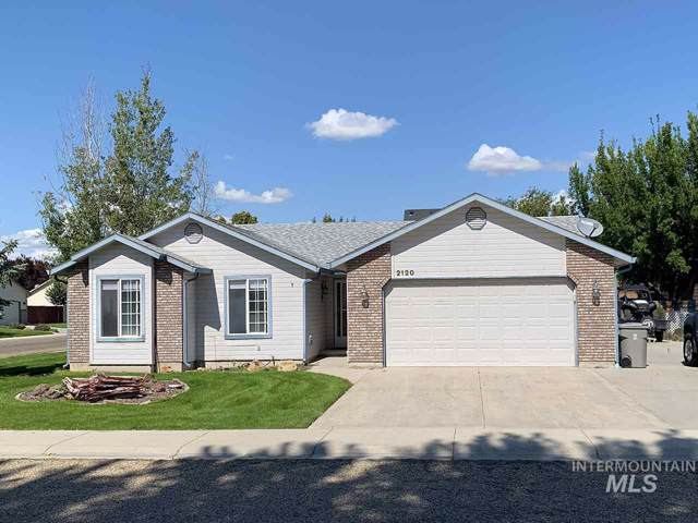 2120 Carey Pl, Nampa, ID 83651 (MLS #98744400) :: New View Team