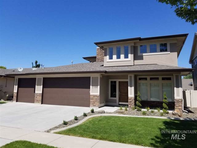 2984 E Deerhill Dr, Meridian, ID 83642 (MLS #98744414) :: Boise River Realty