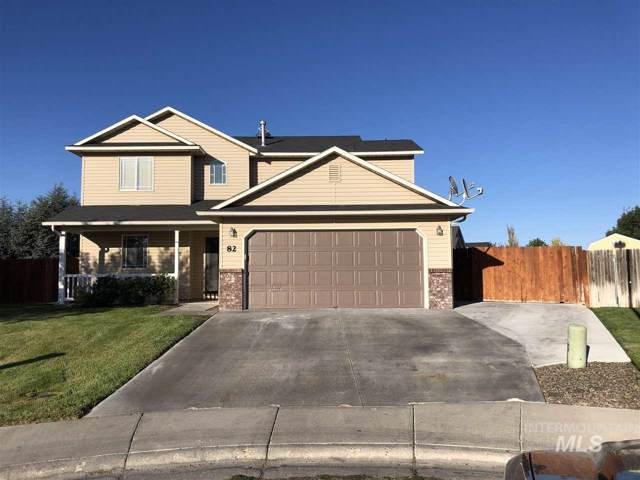 82 S Pebble Ct., Nampa, ID 83651 (MLS #98744431) :: Boise River Realty