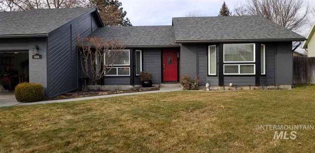 658 Palmetto Drive, Eagle, ID 83616 (MLS #98744456) :: Idahome and Land