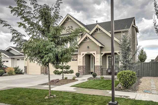 5453 S Wayland, Meridian, ID 83642 (MLS #98744514) :: Jon Gosche Real Estate, LLC