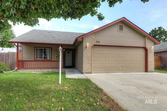 714 W Cheyenne Ct, Emmett, ID 83617 (MLS #98744556) :: Givens Group Real Estate