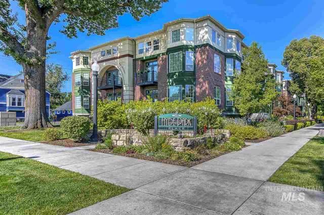 1207 W Fort Street #210, Boise, ID 83702 (MLS #98744558) :: New View Team