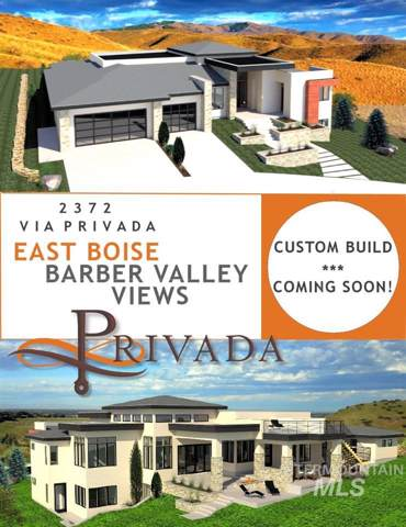 2372 S Via Privada (Lot 9), Boise, ID 83712 (MLS #98744562) :: Legacy Real Estate Co.