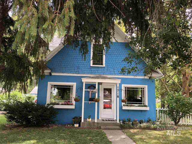 1718 N 28th St, Boise, ID 83702 (MLS #98744587) :: Full Sail Real Estate