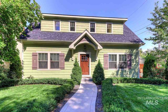3348 W Anderson St, Boise, ID 83703 (MLS #98744615) :: New View Team