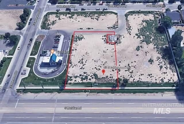 53 E Calderwood Dr., Meridian, ID 83642 (MLS #98744630) :: Full Sail Real Estate