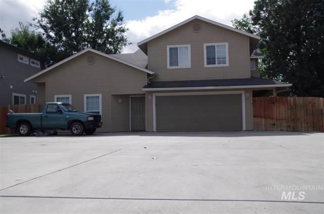 623, 625 & 627 W Pine Ave, Meridian, ID 83642 (MLS #98744674) :: Boise River Realty