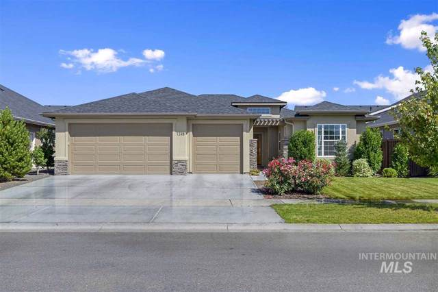1248 W Legarreta Dr, Meridian, ID 83646 (MLS #98744677) :: Team One Group Real Estate