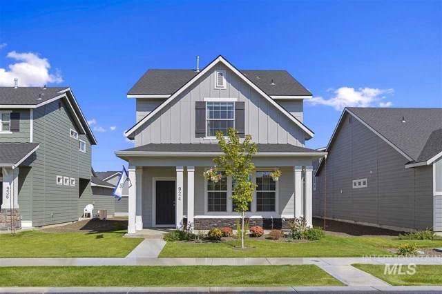 924 W Stanhope St., Meridian, ID 83646 (MLS #98744678) :: Boise River Realty