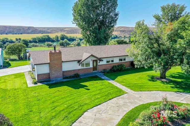 1293 E Cleveland Ave, Glenns Ferry, ID 83623 (MLS #98744697) :: Boise River Realty