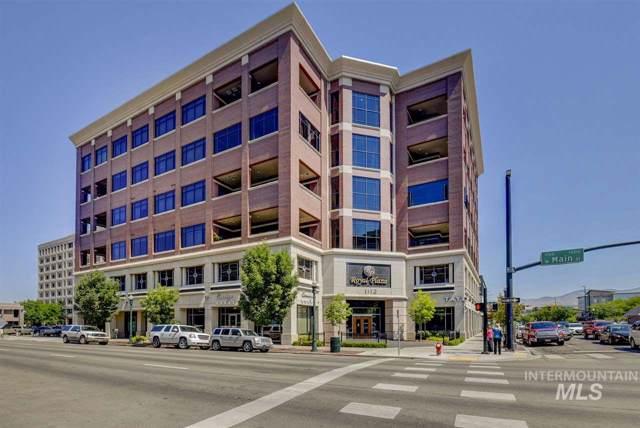 1112 W. Main Street #605, Boise, ID 83702 (MLS #98744722) :: New View Team
