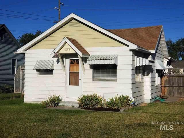 288 Van Buren, Twin Falls, ID 83301 (MLS #98744729) :: Alves Family Realty