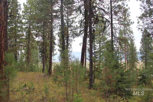 Lot 28 Timber Ridge Drive, New Meadows, ID 83654 (MLS #98744732) :: Alves Family Realty