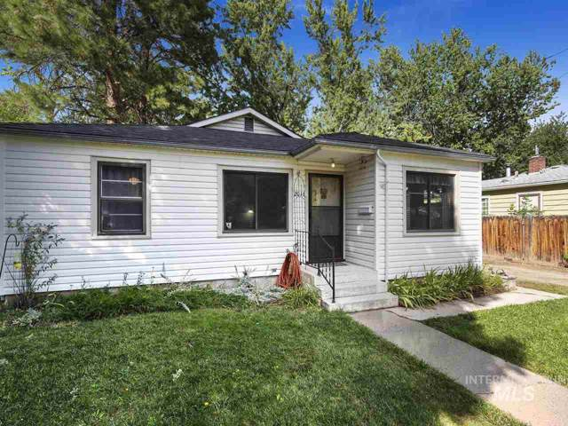 2016 Dorian St., Boise, ID 83705 (MLS #98744744) :: Legacy Real Estate Co.