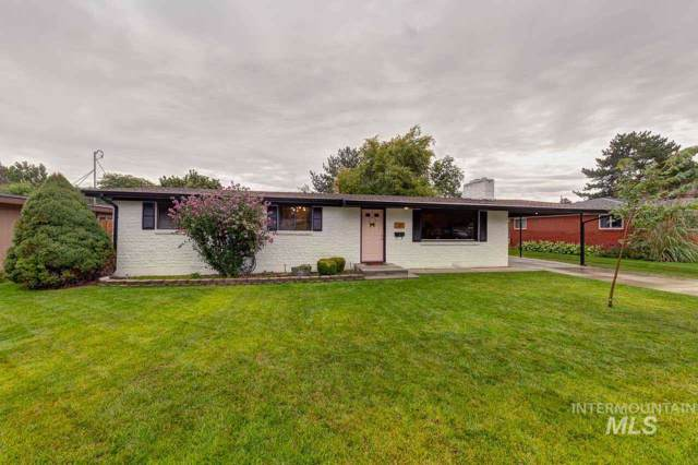 216 S Westwood Blvd, Nampa, ID 83686 (MLS #98744789) :: Givens Group Real Estate