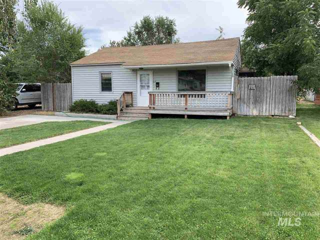 619 E 4th Avenue, Jerome, ID 83338 (MLS #98744809) :: Alves Family Realty