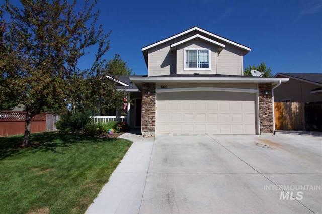 660 E Blue Heron St, Meridian, ID 83646 (MLS #98744820) :: Silvercreek Realty Group