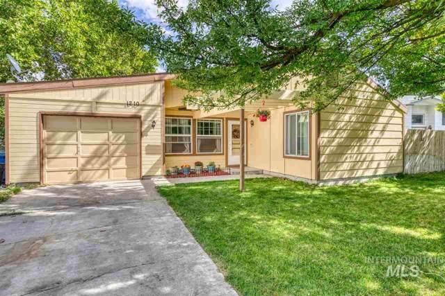 1210 Sweetwood Circle, Nampa, ID 83651 (MLS #98744874) :: Minegar Gamble Premier Real Estate Services
