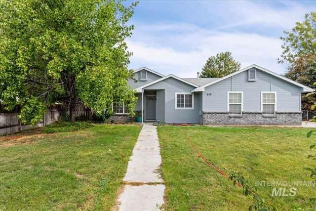 958 W Kimra St, Meridian, ID 83642 (MLS #98744884) :: Alves Family Realty