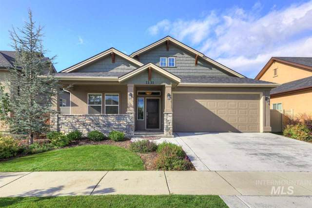 1131 E Wrightwood, Meridian, ID 83642 (MLS #98744897) :: Juniper Realty Group