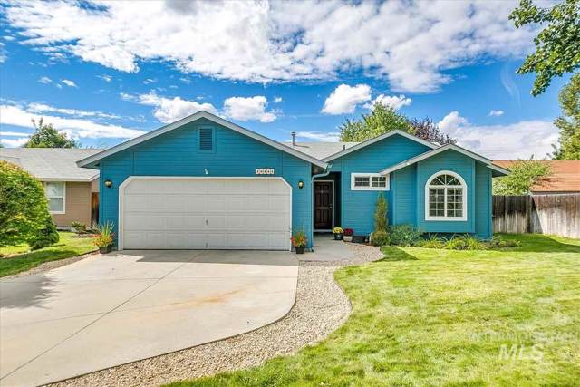 3654 E Wormwood Ct, Boise, ID 83716 (MLS #98744903) :: Juniper Realty Group