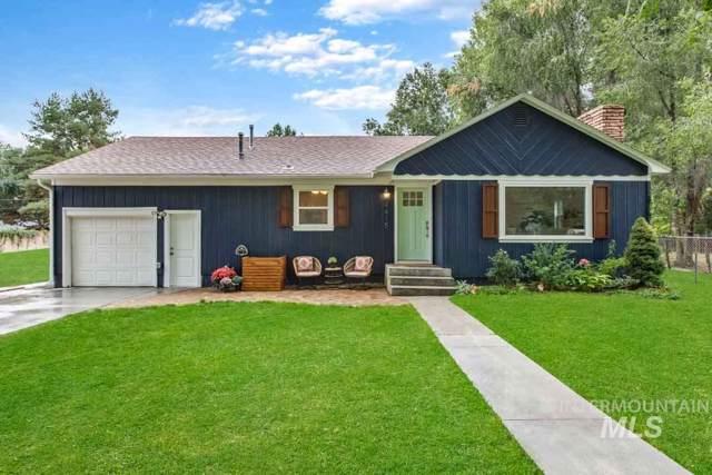 4415 N Collister Dr., Boise, ID 83703 (MLS #98744904) :: Juniper Realty Group