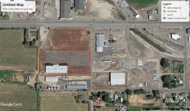 TBD 955 West Main, Jerome, ID 83338 (MLS #98744918) :: City of Trees Real Estate