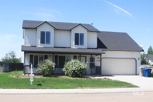 1629 Woodland, Nampa, ID 83686 (MLS #98744925) :: Minegar Gamble Premier Real Estate Services